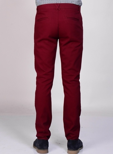 Fresh Company Pantolon Bordo
